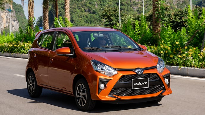Giá xe ô tô hôm nay 25/9: Toyota Wigo dao động từ 352-384 triệu động