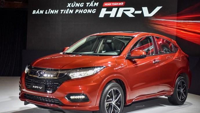 Giá xe ô tô hôm nay 26/10: Honda HR-V ưu đãi 50% phí trước bạ