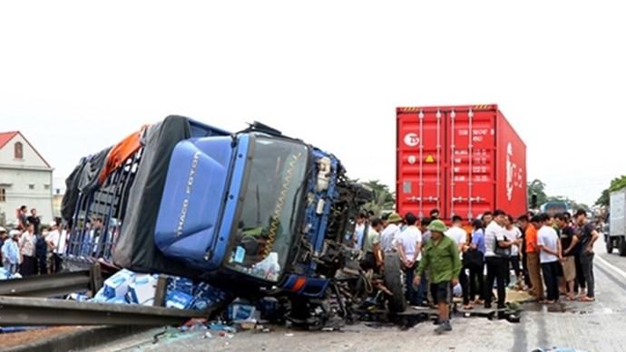 Phân loại tai nạn giao thông theo mức độ thiệt hại