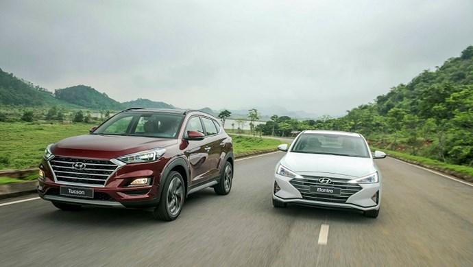 Hyundai Accent tiếp tục tăng trưởng, dẫn đầu doanh số bán hàng của TC MOTOR