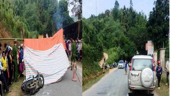 Tai nạn giao thông mới nhất hôm nay 24/11: Xe máy đấu đầu ô tô 7 chỗ, 2 phụ nữ tử vong tại chỗ
