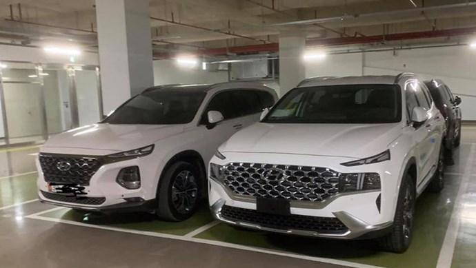 TC MOTOR chưa có kế hoạch ra mắt Hyundai Santa Fe 2021