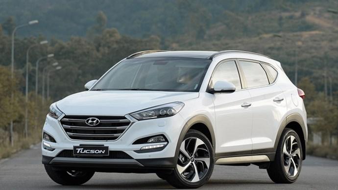 471.000 chiếc xe Hyundai Tucson bị triệu hồi vì nguy cơ cháy