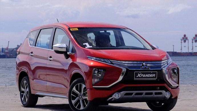 Hơn 9.000 xe Mitsubishi Xpander và Outlander gặp lỗi bơm xăng