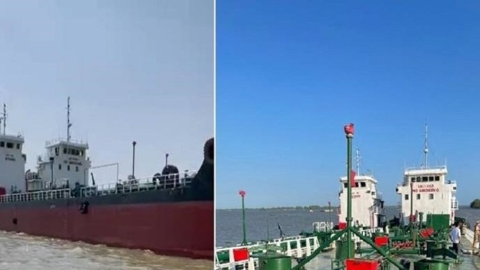 Đồng Nai: Tiếp tục thu giữ thêm 2 tàu thủy trong đường dây buôn lậu xăng giả
