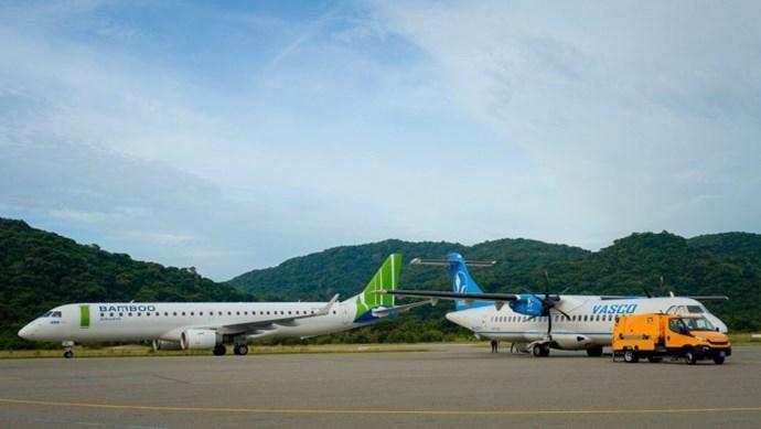 Nâng cao hoạt động bay và khai thác sân đỗ tại sân bay Côn Đảo