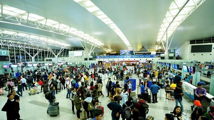 Hoàn thiện báo cáo nghiên cứu mở rộng nhà ga T2 sân bay Nội Bài