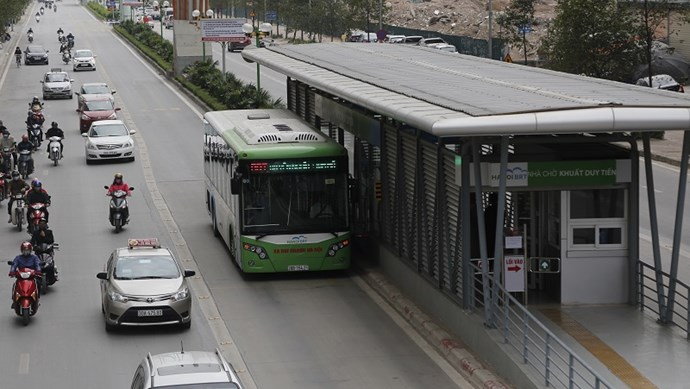 Xe buýt BRT: Bi kịch từ sự nửa vời