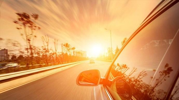 Những lưu ý khi tham gia giao thông khi trời nắng nóng