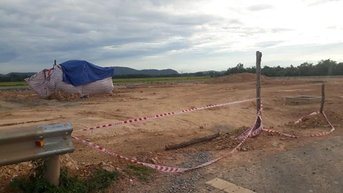 """Nguy hiểm cấp dự án cây xăng trên cung đường """"tử thần"""" ở Nghệ An"""
