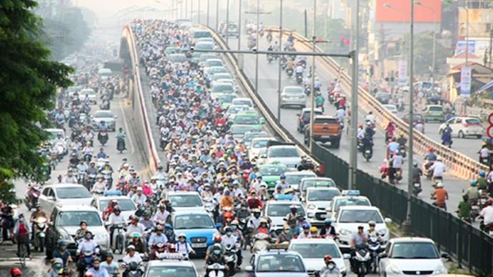 Tiếp tục kéo giảm tai nạn giao thông và khắc phục ùn tắc giao thông trong quý II/2019