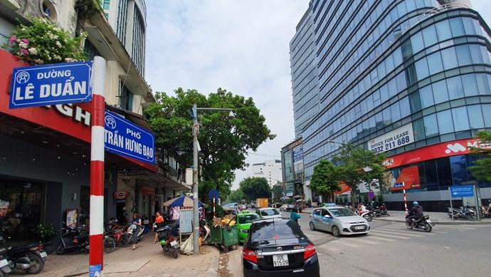 [Video] Các phương tiện sẽ lưu thông thế nào khi đường Trần Hưng Đạo rào chắn?