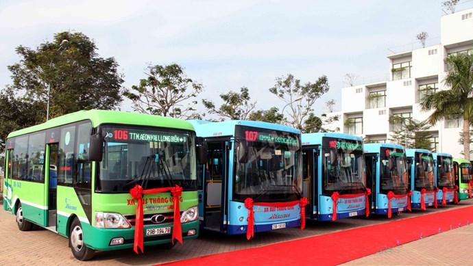 Transerco tuyển dụng 145 lái xe, 160 nhân viên phục vụ