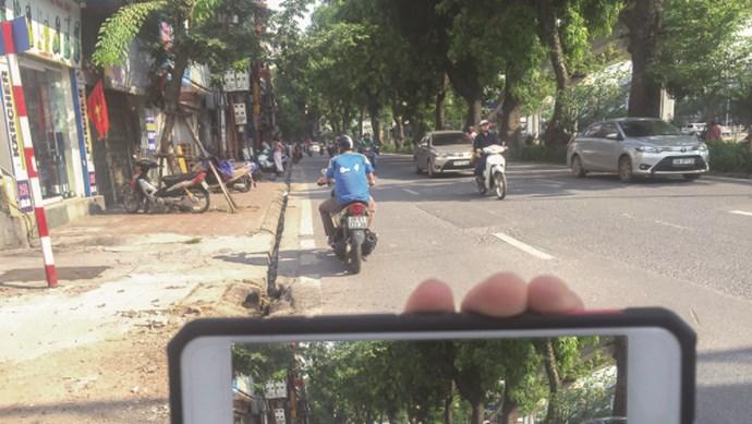 Có nên mua hình ảnh vi phạm giao thông để phạt nguội?