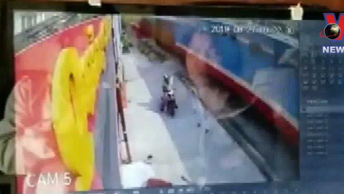 Cố vượt đường sắt, thanh niên gặp nạn