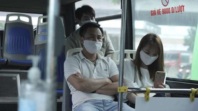 Hà Nội: Toàn bộ xe buýt tạm dừng hoạt động đến 15/4 để phòng dịch Covid-19