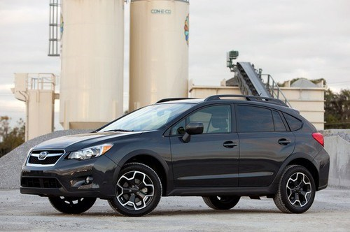 Subaru có thể tự động nổ máy nếu đánh rơi... chìa khóa