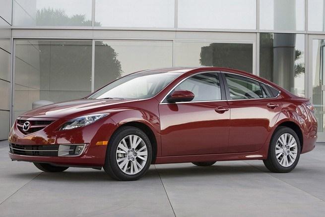 Nhện lại làm tổ ở hệ thống nhiên liệu trên Mazda 6