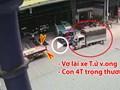 Tông vào đuôi xe dừng đỗ ven đường, một người trên ô tô tải tử vong