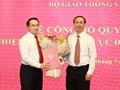 Cục Đăng kiểm Việt Nam có Cục trưởng mới