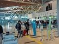 Sân bay Đà Nẵng phân luồng khách từ Hà Nội và TP Hồ Chí Minh