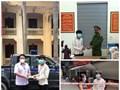 Hà Nội: Thanh niên người dân tộc đi bộ về Lào Cai được Công an và người dân giúp đỡ