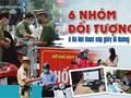 [INFOGRAPHIC] 6 nhóm đối tượng ở Hà Nội được cấp giấy đi đường