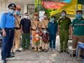Hà Nội: Bé trai 3 tuổi lang thang trên cao tốc an toàn về với gia đình