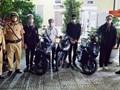 """Xử lý nhóm thanh niên ở Hải Phòng """"làm xiếc"""" trên đường"""