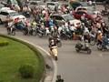 Hà Nội: Người dân vô tư vi phạm giao thông sau những ngày nới lỏng giãn cách