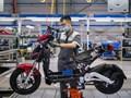 Mô tô điện có công suất lớn, tốc độ cao khó thâm nhập vào thị trường Việt Nam