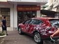 Xử phạt hành vi đỗ xe chắn trước cửa nhà dân và hành vi phá hoại xe