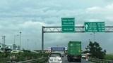 Trạm thu phí bị sét đánh hỏng, cao tốc Nội Bài - Lào Cai phải phát vé giấy