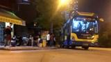 """[Clip] Xe khách Đồng hương Sông Lam chui sâu vào nội đô lập bến """"cóc"""""""