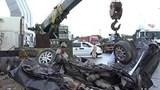 Thông tin mới nhất về vụ ô tô đầu kéo tông xe con làm chết 5 người ở Tây Ninh