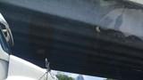 Hà Nội: Xe container tông xe biển xanh, đường vành đai 3 ùn tắc