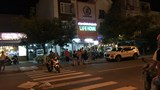 Xe điên lao thẳng vào quán nhậu trong đêm ở Đà Nẵng