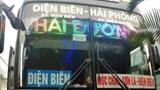 Xe khách ở Điện Biên phù phép thế nào để làm giả số khung, số máy?
