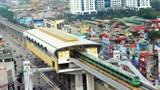 Tàu tuyến Nhổn - ga Hà Nội sẽ chạy với tốc độ 35 km/h