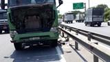 Hà Nội: Va chạm với xe bồn, cụ ông điều khiển xe đạp tử vong