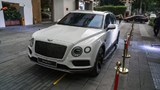 """Cận cảnh Bentley Bentayga """"hàng thửa"""" hơn 20 tỷ ở Hà Nội"""