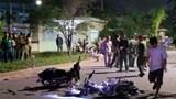 Tông xe máy ở đường nội bộ, hai người chết tại chỗ