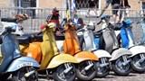 Italia cấm Vespa cổ để chống ô nhiễm