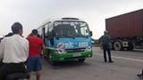 Hải Dương: Tài xế xe buýt tử vong bất thường trên ghế lái