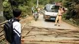 Thực hư việc người dân chặn đường CSGT, đòi thả xe vi phạm ở Sơn La