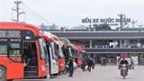 Hà Nội yêu cầu không tùy tiện tăng phụ thu giá cước vận tải dịp Tết