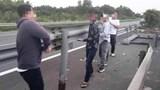 Nhiều tài xế bị triệu tập vì dỡ barie quay đầu trên cao tốc Long Thành