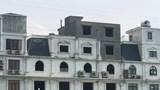 Khu nhà liền kề dự án Thành phố Giao lưu: Thay đổi kết cấu vỉa hè, phá nát thiết kế căn hộ?