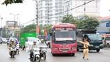 CSGT Hà Nội quyết liệt xử lý xe khách vi phạm ở cửa ngõ phía Nam