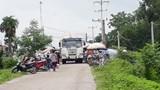 Hà Nội: Ngăn chặn, xử lý xe quá tải trọng lưu thông trên các tuyến đê